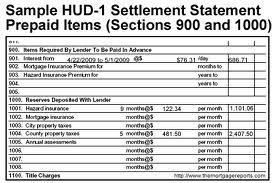 Settlement-Statements | SimplySOLD